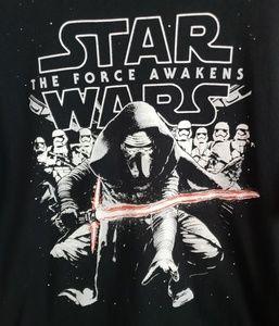 Star Wars The Force Awakens Kylo Ren Tee